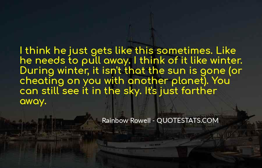 Cheating With Quotes #512011