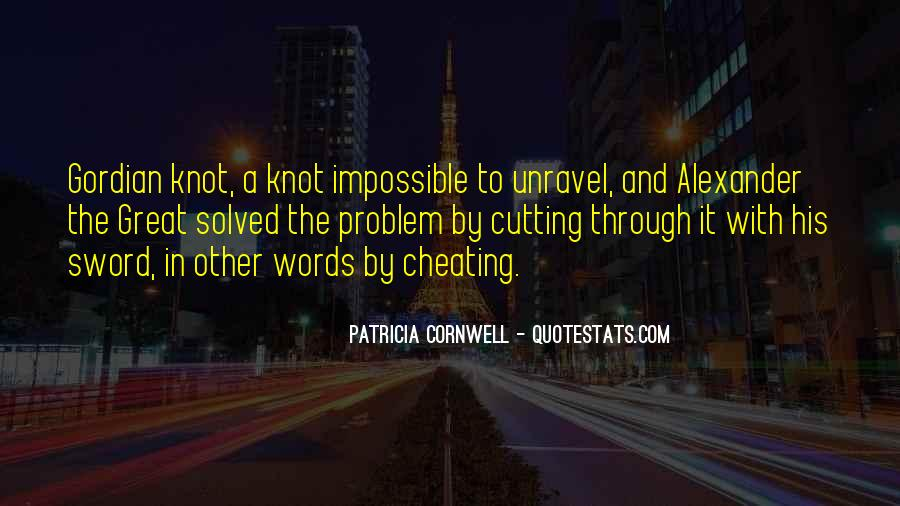 Cheating With Quotes #565459
