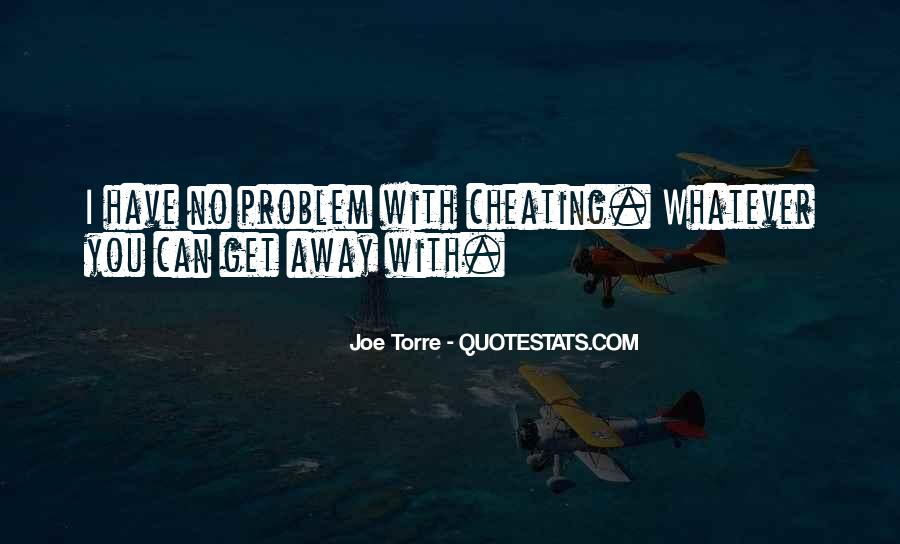 Cheating With Quotes #814350