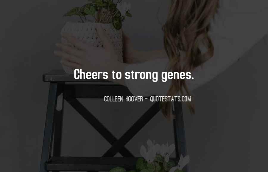 Cheers To Our Love Quotes #1677167