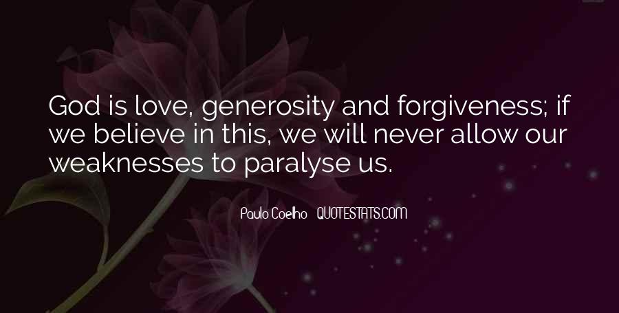 Quotes About Life Love Forgiveness #226900