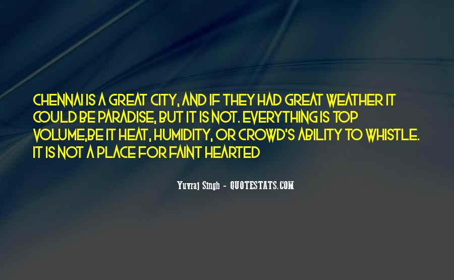 Chennai Heat Quotes #354639
