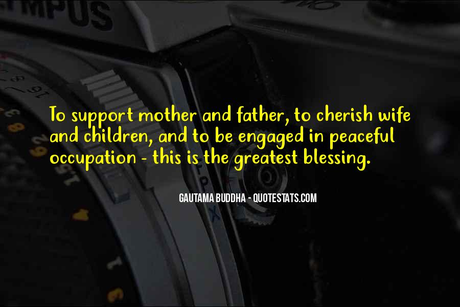 Cherish Your Father Quotes #490909