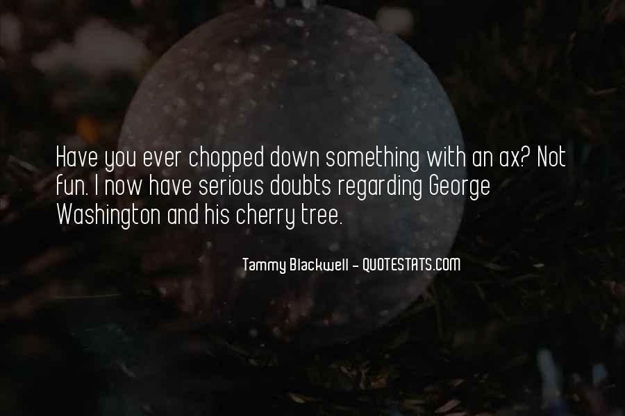 Cherry Tree Quotes #1225369