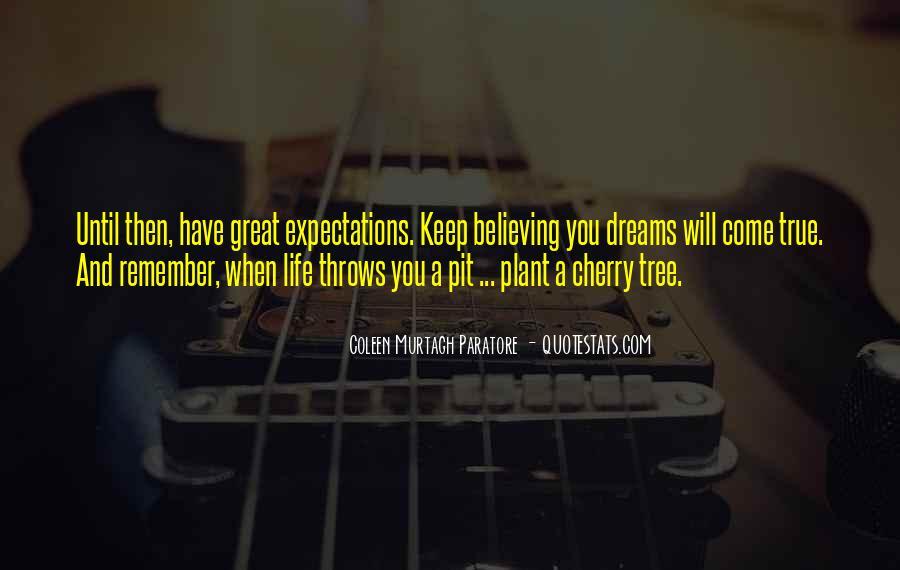 Cherry Tree Quotes #1229882