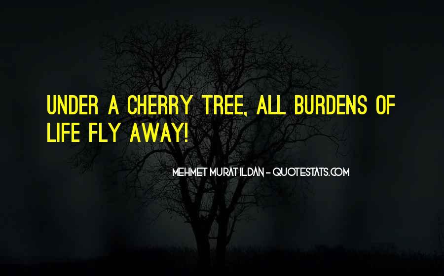 Cherry Tree Quotes #158760