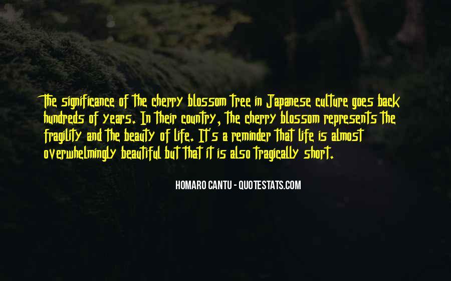 Cherry Tree Quotes #1670464