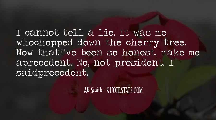 Cherry Tree Quotes #1829645