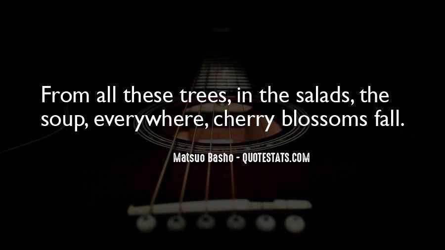 Cherry Tree Quotes #1868249