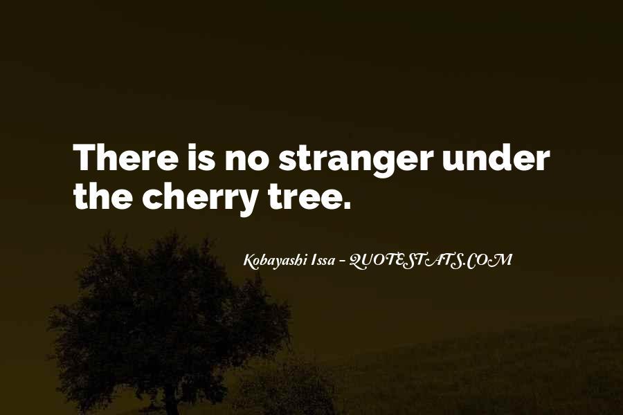 Cherry Tree Quotes #318739
