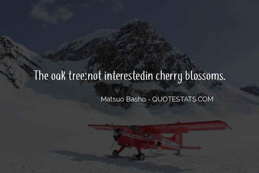 Cherry Tree Quotes #452467