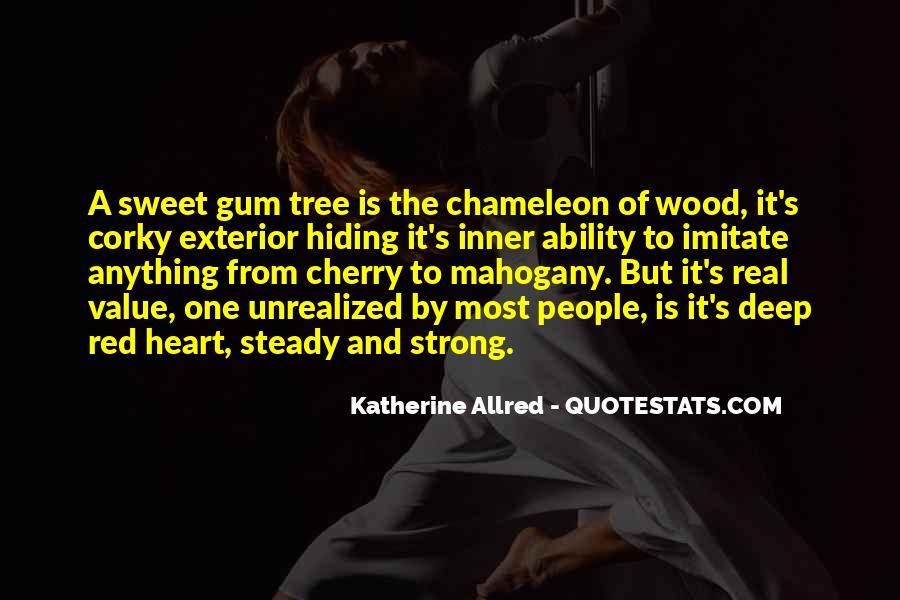 Cherry Tree Quotes #492196