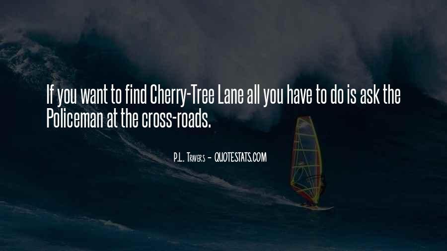 Cherry Tree Quotes #745293