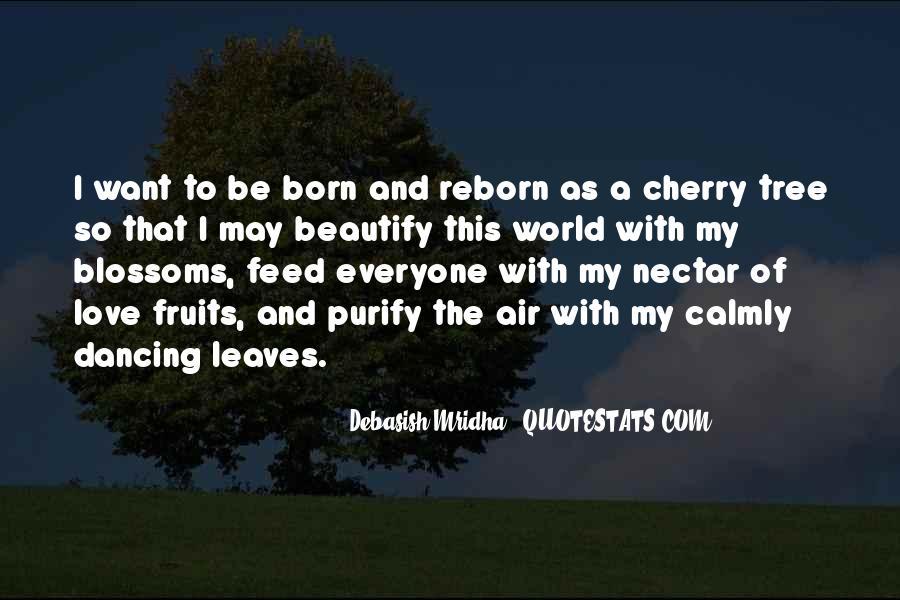 Cherry Tree Quotes #754561