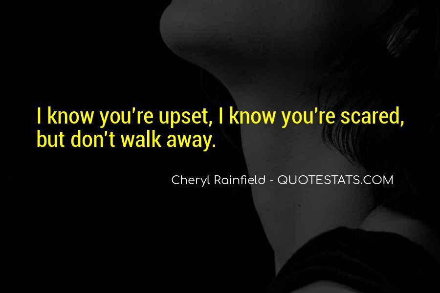 Cheryl Rainfield Scars Quotes #1249525
