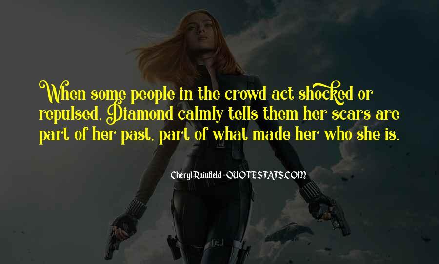Cheryl Rainfield Scars Quotes #530613