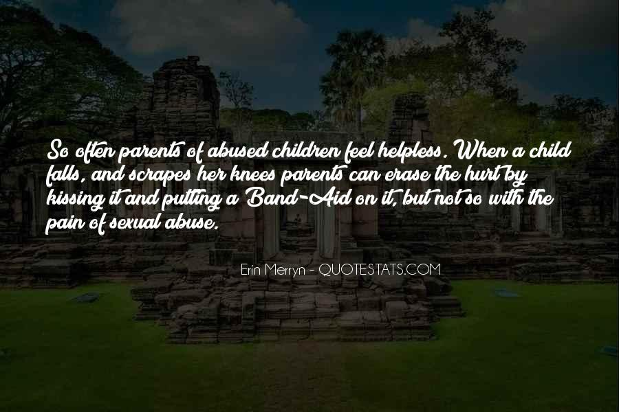 Child Abused Quotes #146119
