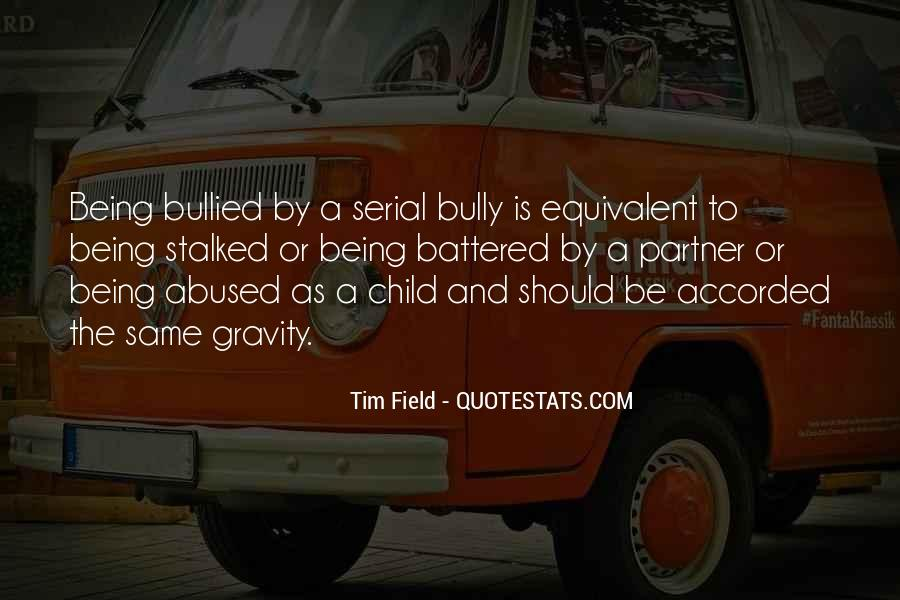 Child Abused Quotes #1640785