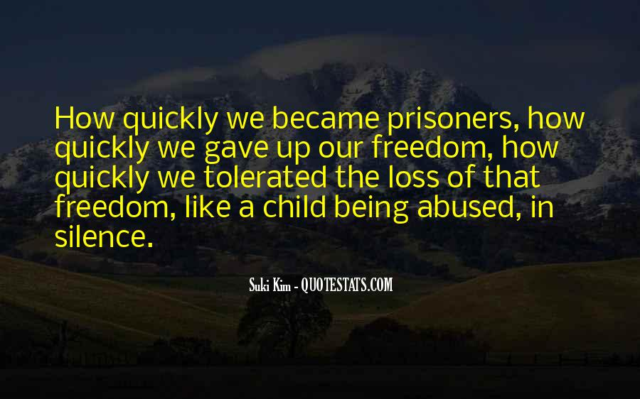 Child Abused Quotes #1765432