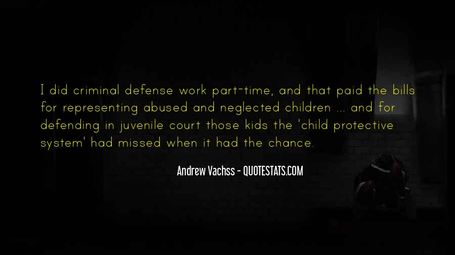 Child Abused Quotes #1841310