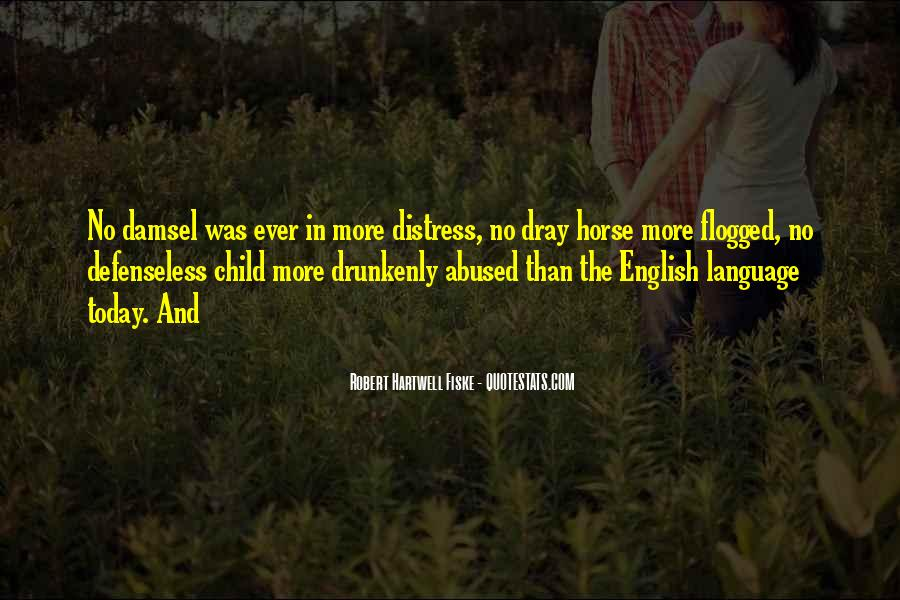 Child Abused Quotes #1857438