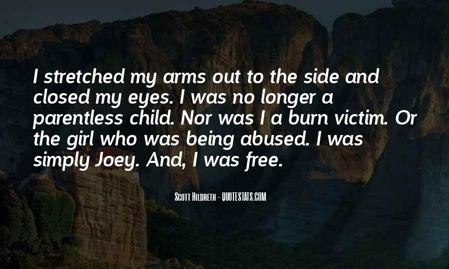 Child Abused Quotes #503103