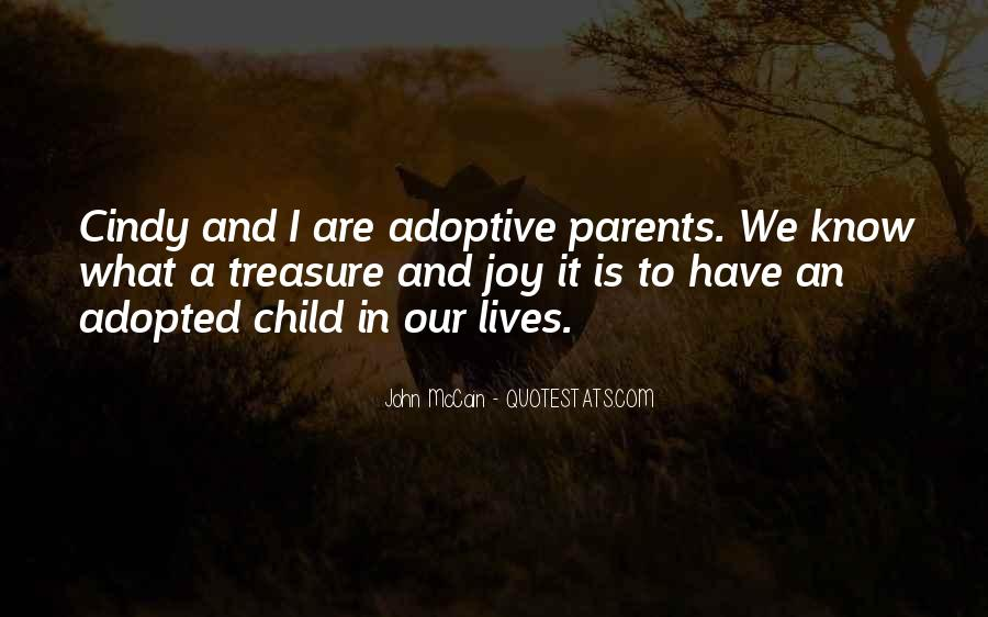 Child And Parent Quotes #226154