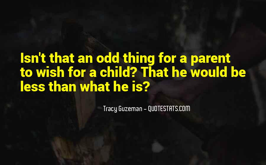 Child And Parent Quotes #293615