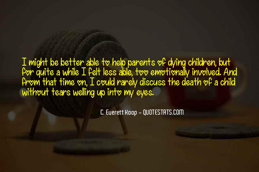 Child And Parent Quotes #308851