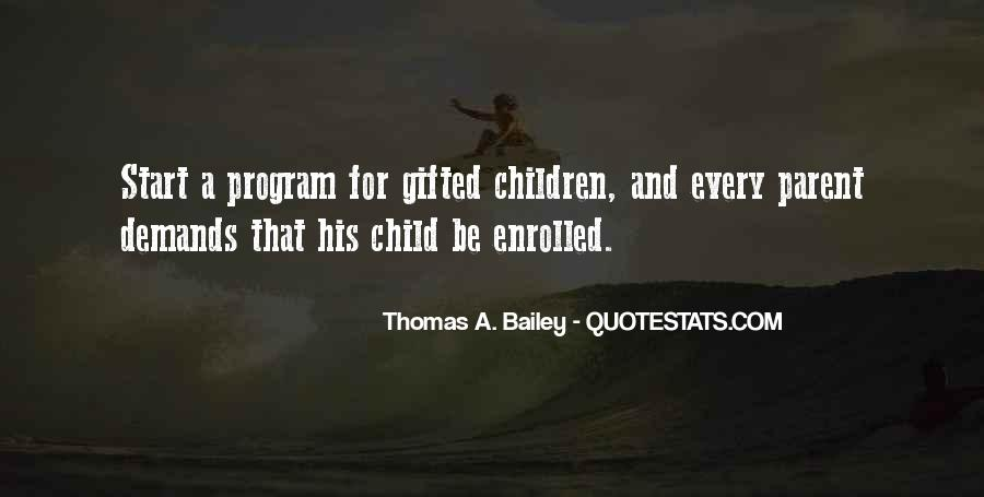 Child And Parent Quotes #336796