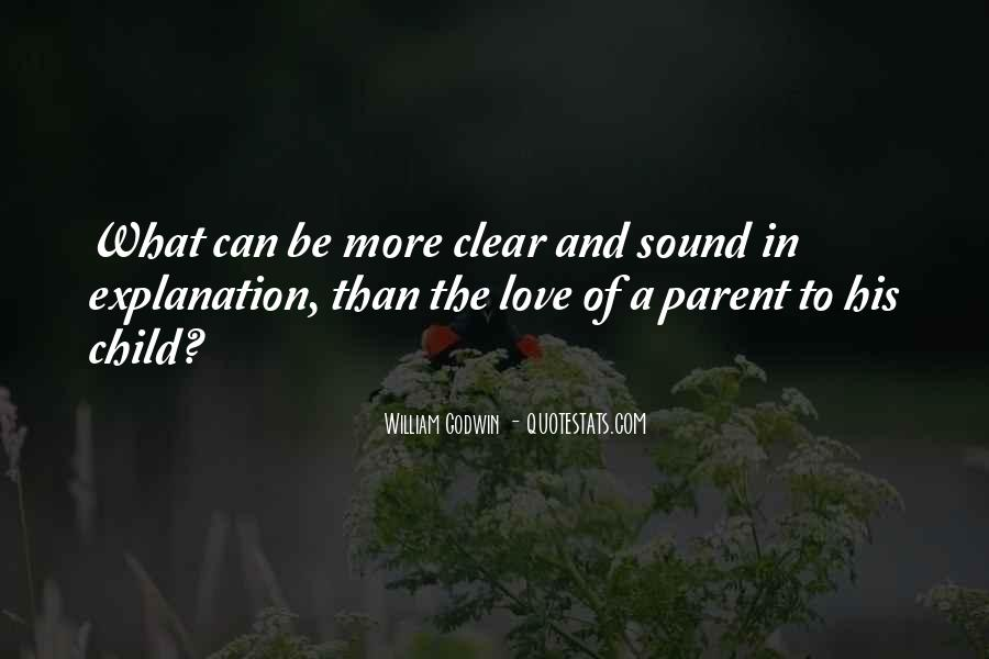 Child And Parent Quotes #390944
