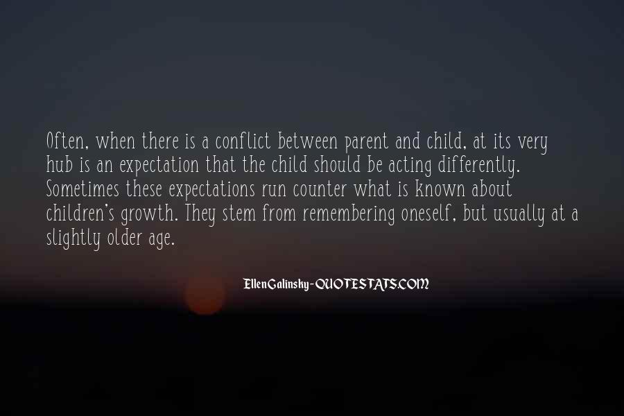 Child And Parent Quotes #465518