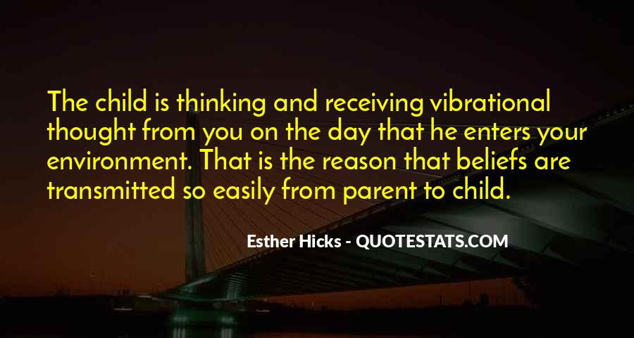 Child And Parent Quotes #48397