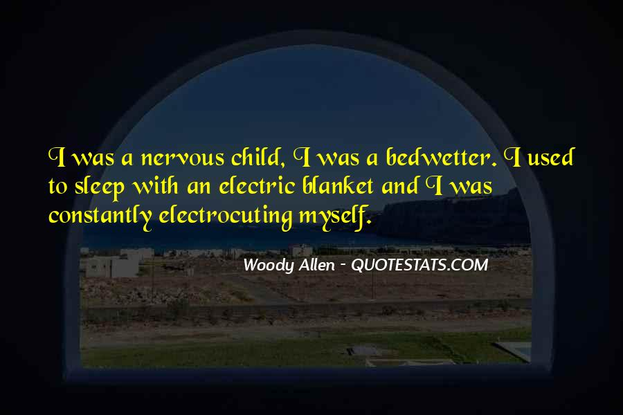 Child Blanket Quotes #1366076