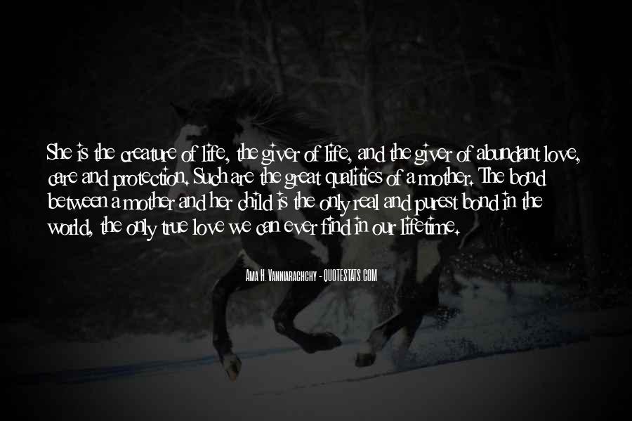 Child Care Love Quotes #1582095