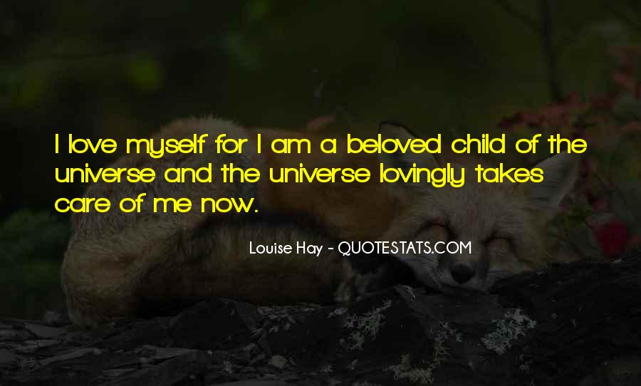 Child Care Love Quotes #1620304