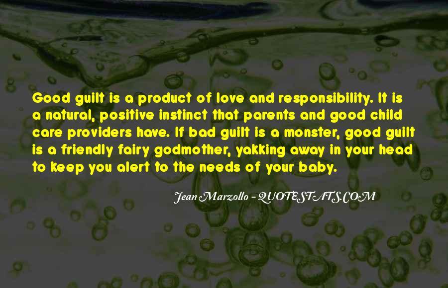 Child Care Love Quotes #294502