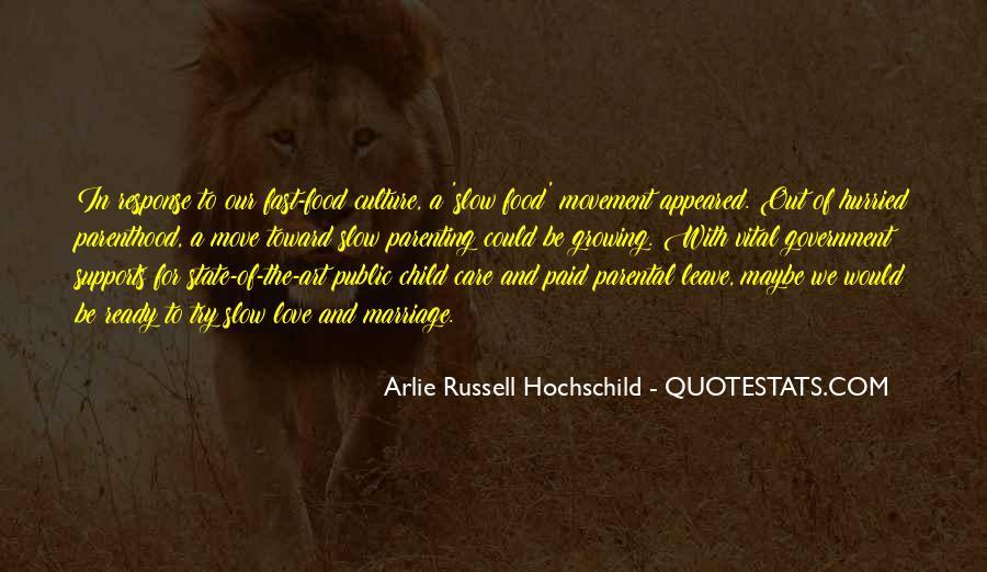 Child Care Love Quotes #352964
