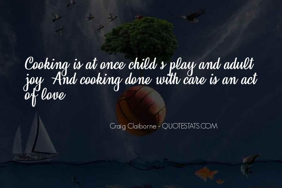 Child Care Love Quotes #902181