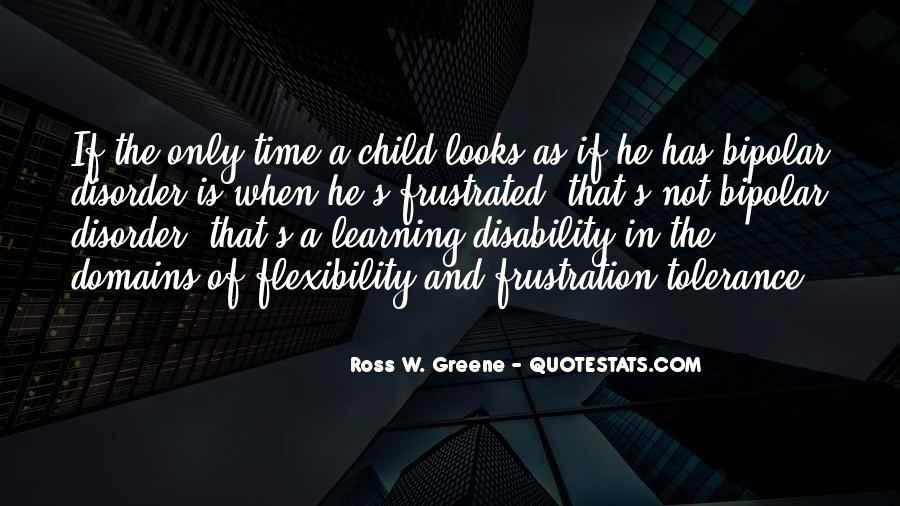 Child Disability Quotes #853303