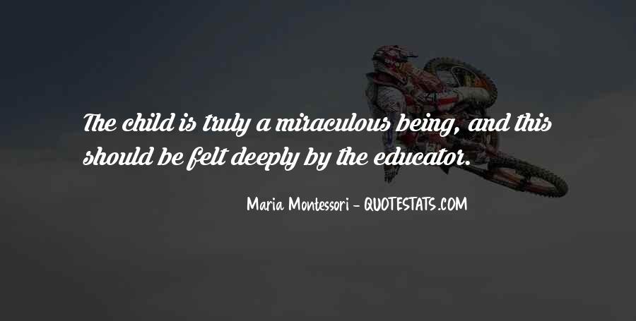 Child Educator Quotes #151088