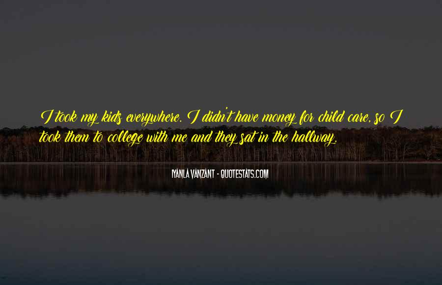 Child Going Off To College Quotes #527935