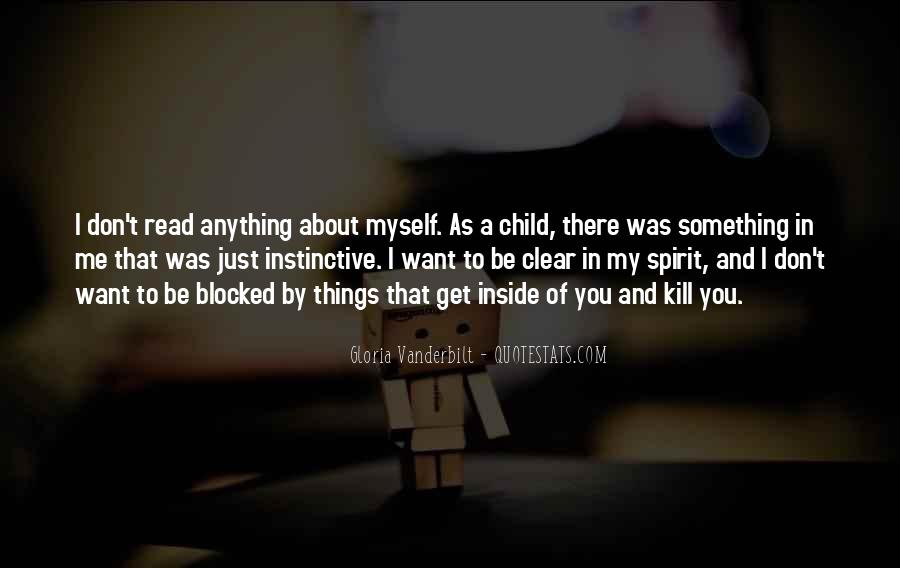 Child Inside Me Quotes #1273187