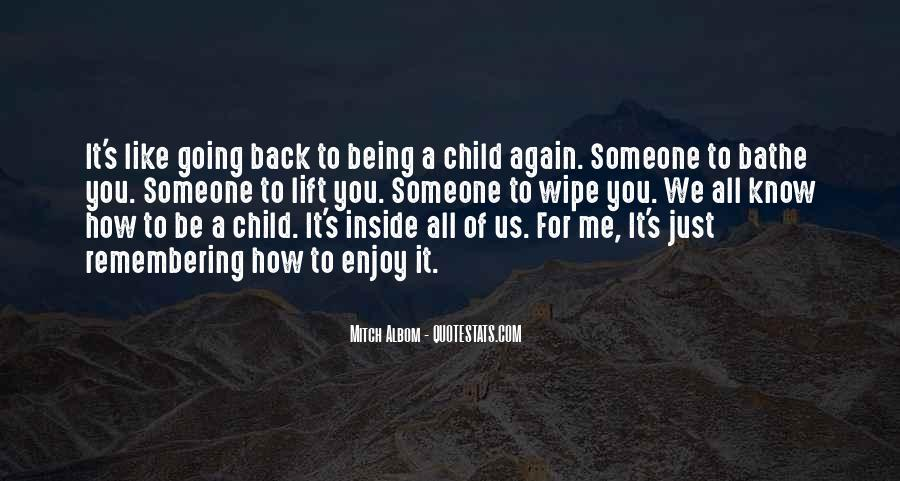 Child Inside Me Quotes #157821