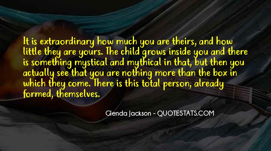 Child Inside Me Quotes #292892