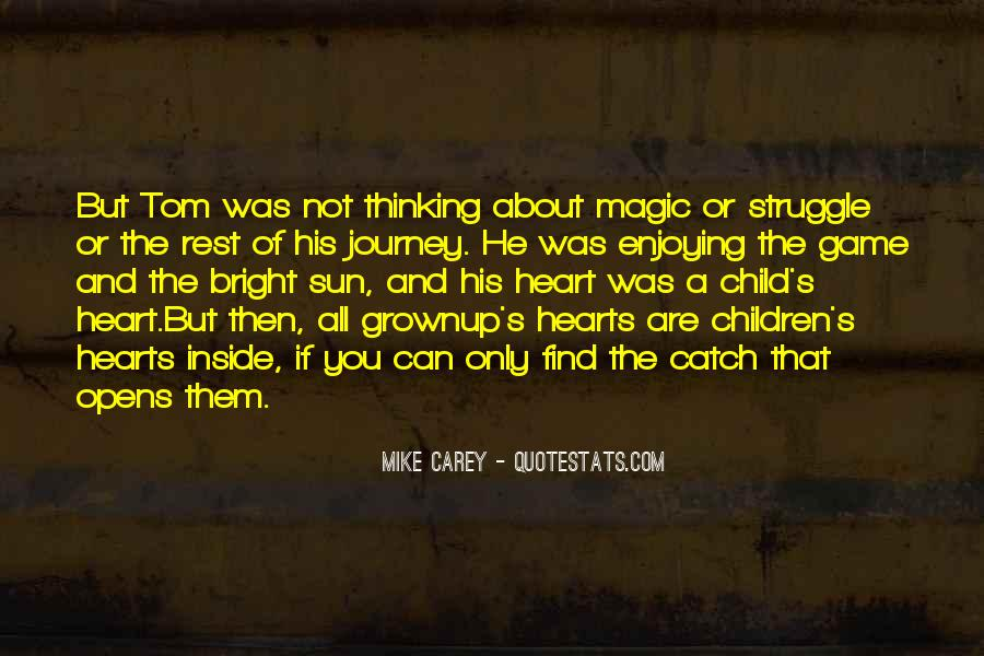 Child Inside Me Quotes #469380