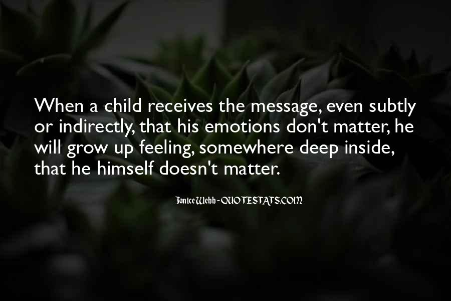 Child Inside Me Quotes #693353