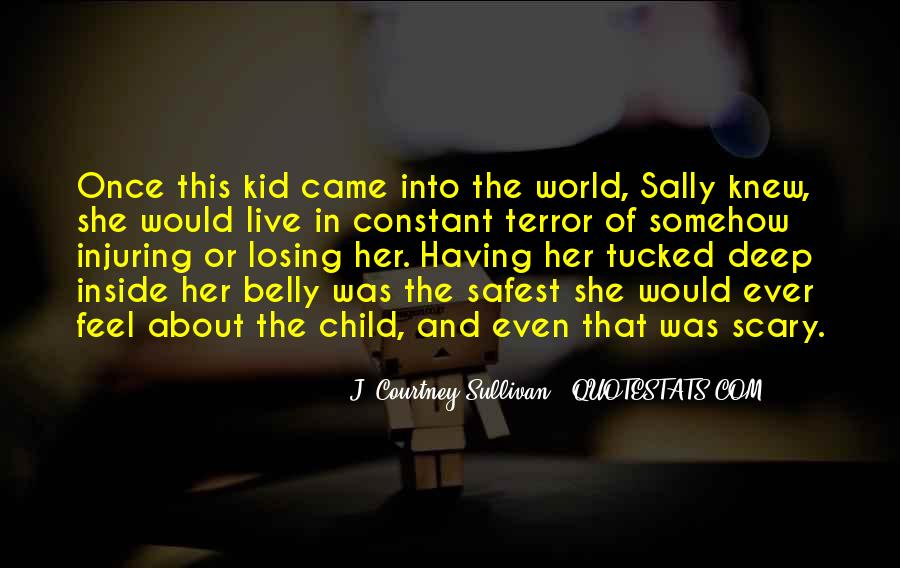 Child Inside Me Quotes #936526