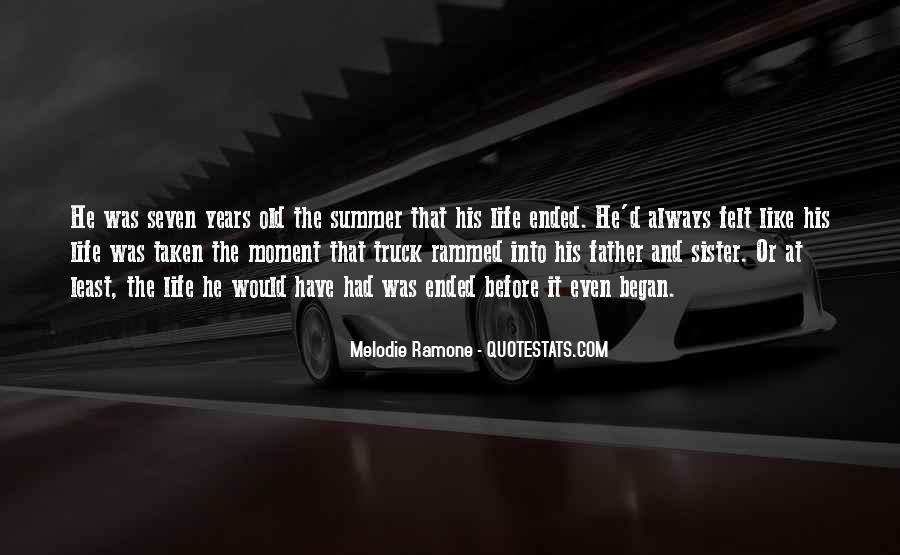 Childhood Sad Quotes #1492998