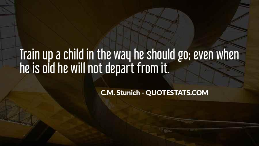 Childhood Teaching Quotes #695187